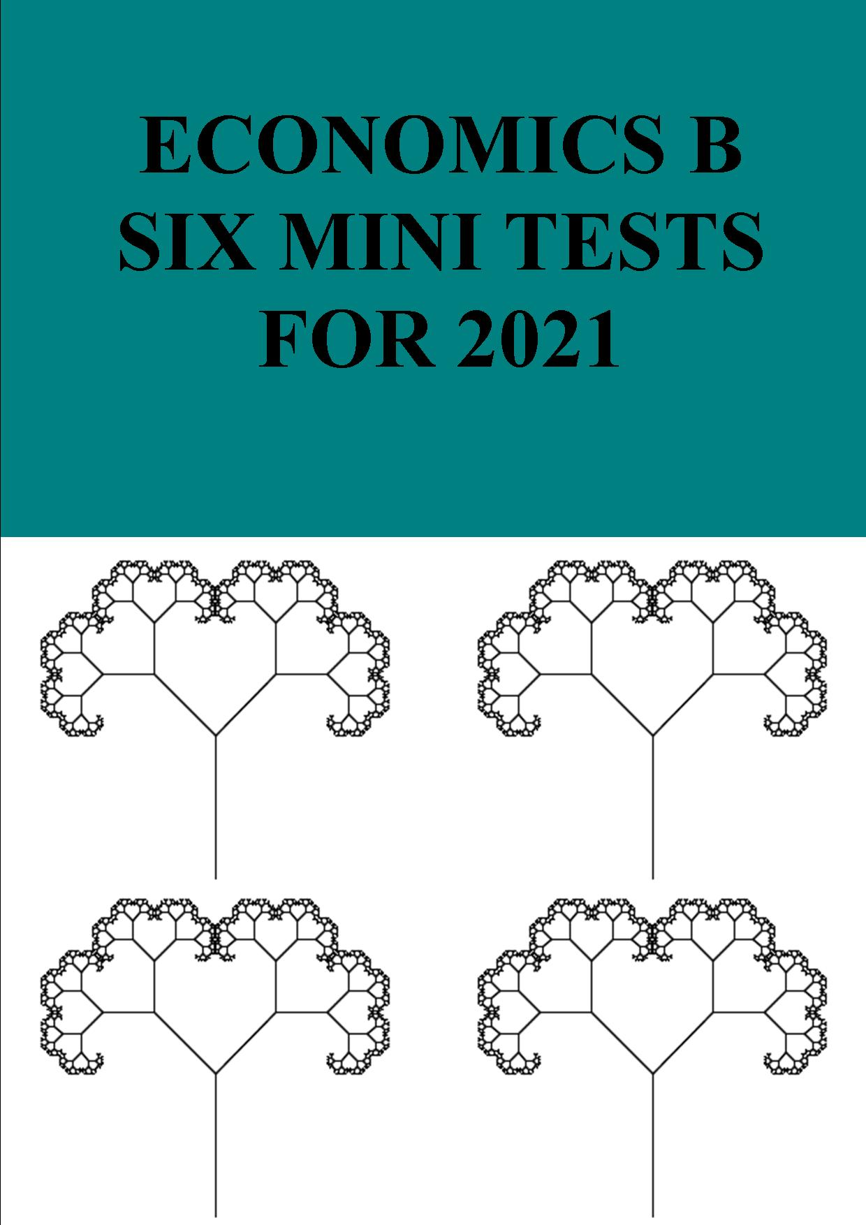 Six mini tests for 2021