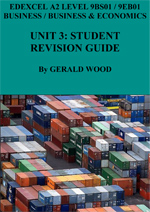 Unit 3 Revision Pack: International Business - Student Edition